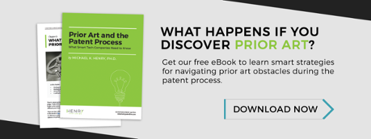 prior art and the patent process