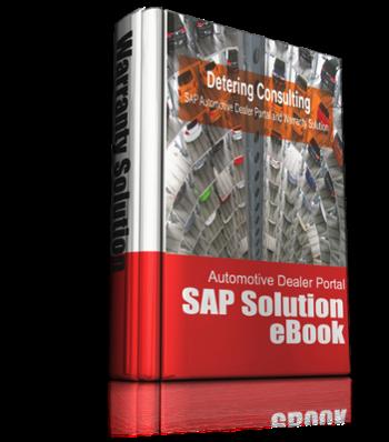 SAP Automotive Dealer SAP Solution Ebook