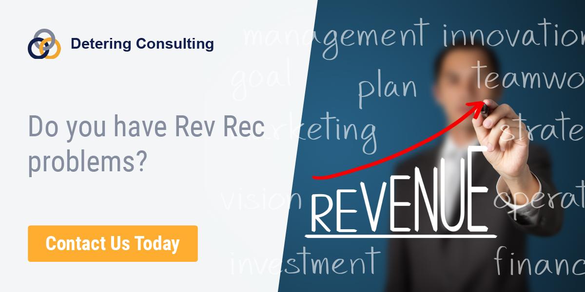 SAP RAR S/4HANA Revenue Recognition
