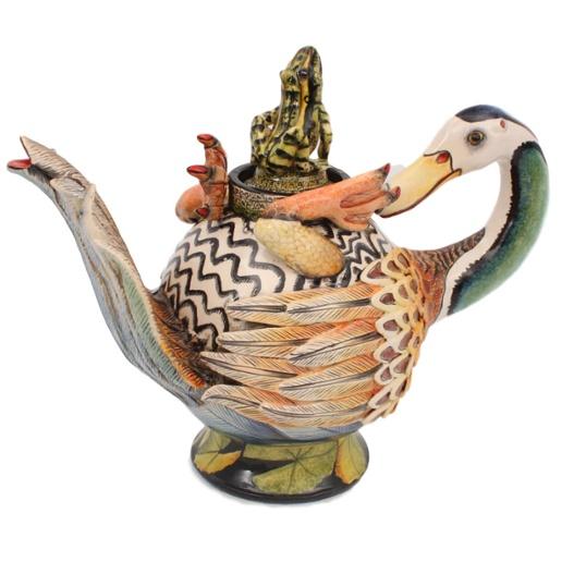 Ardmore Goose Teapot