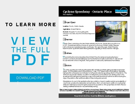 Cyclone Speedway - Ontario Place Case Study