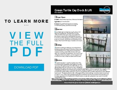 Green Turtle Cay Dock & Boat Lift PDF