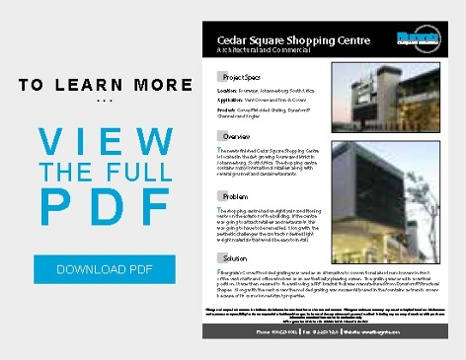Cedar Square FRP Vent Covers PDF