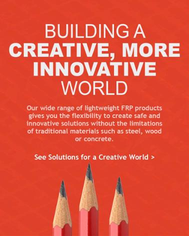 BUILDING A CREATIVE, MORE INNOVATIVE WORLD
