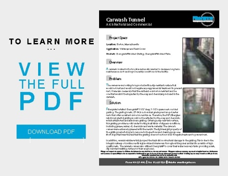 Car Wash Tunnel with FiberPlate PDF - Architectural