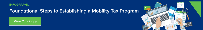 Download the Foundational Steps to Establishing a Mobility Tax Program Infographic