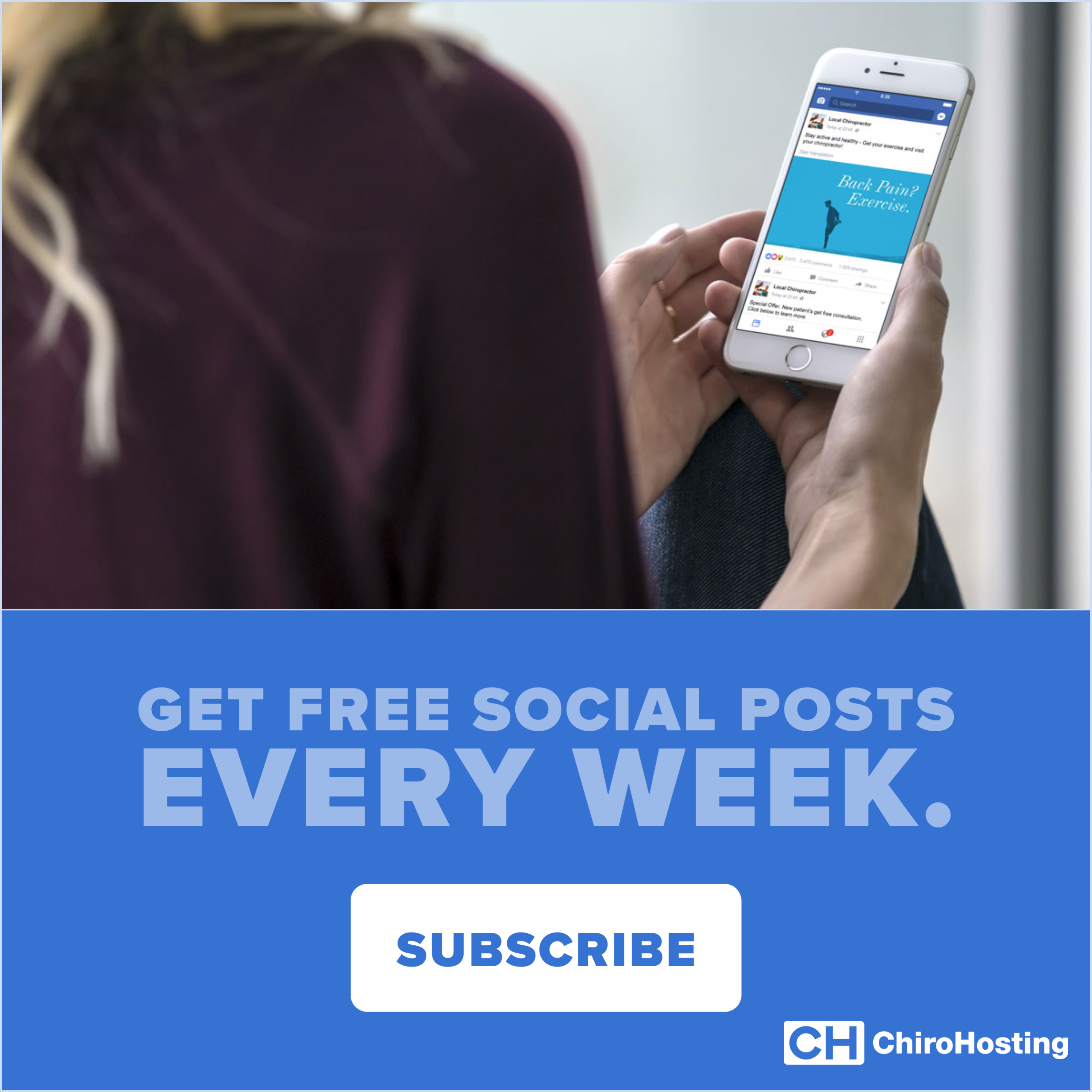 Subscribe to Social Share of the Week