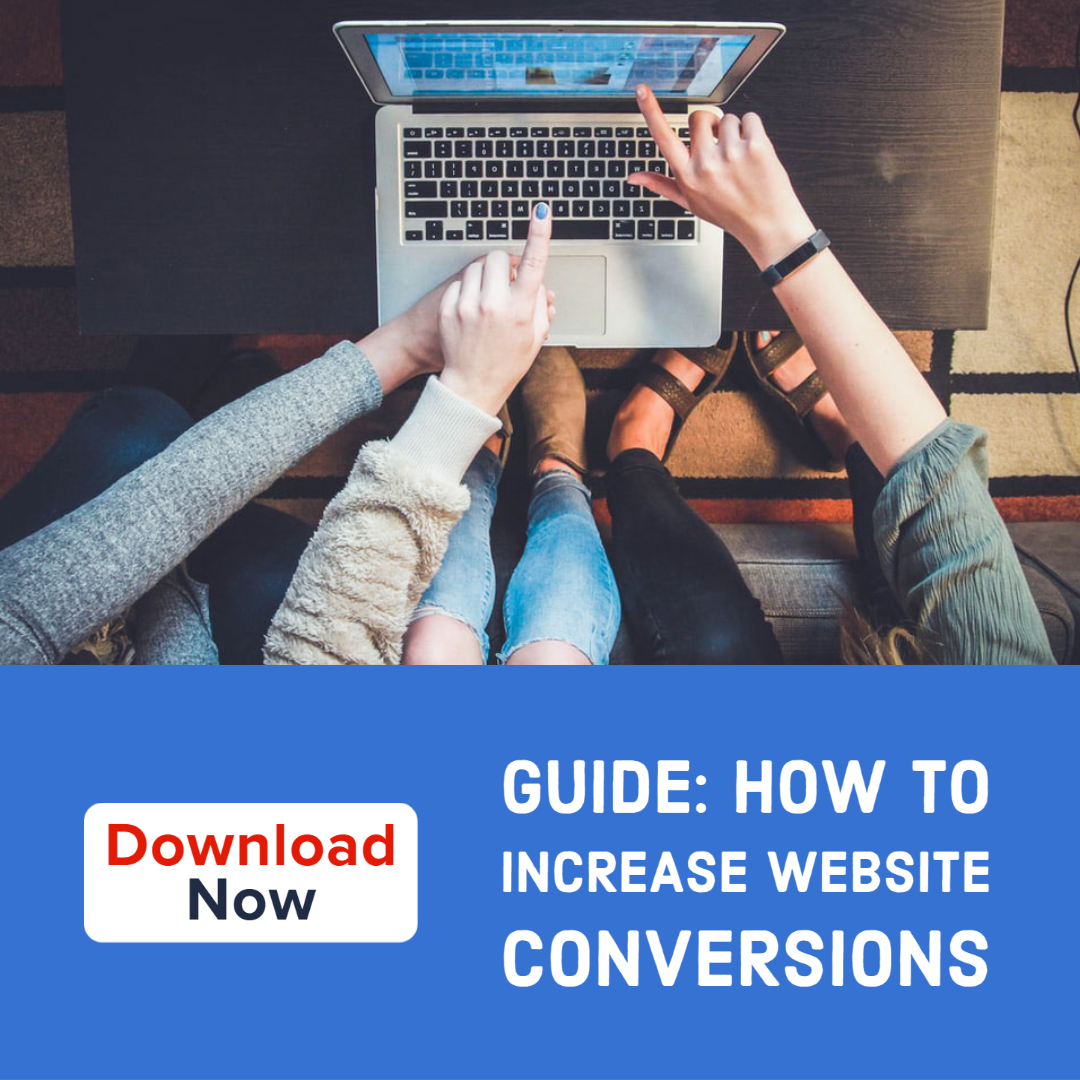 Download Guide: How to Increase Website Conversions