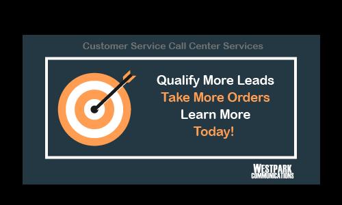 Customer Service Call Center CTA Button