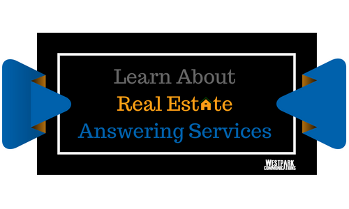 Real Estate Answering Services CTA Button