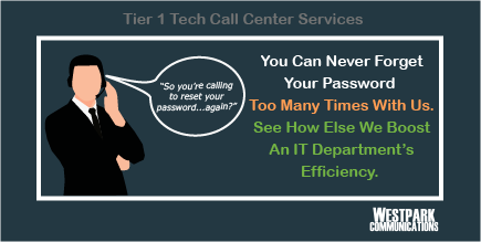Tier 1 Tech Call Center Services CTA Button