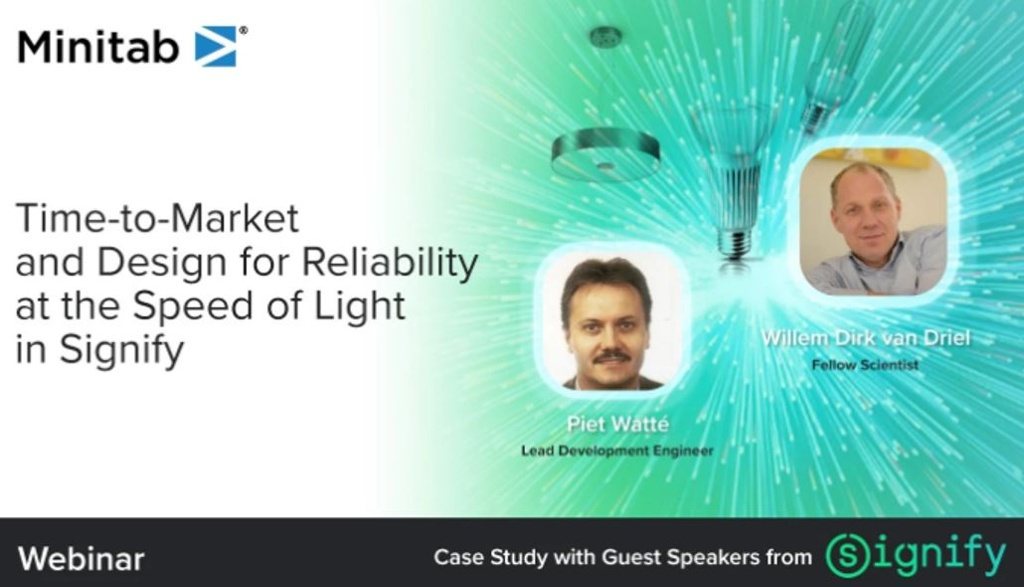FREE WEBINAR: Time-to Market and Design for Reliability at the Speed of Light in Signify