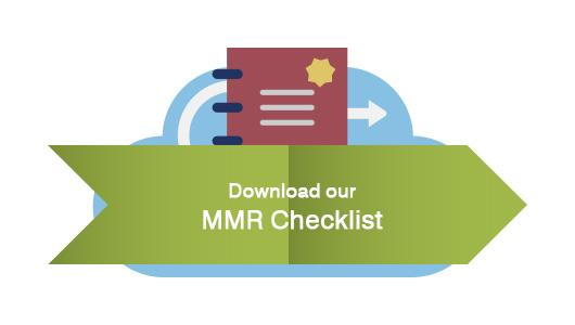 Click here to download our MMR Checklist