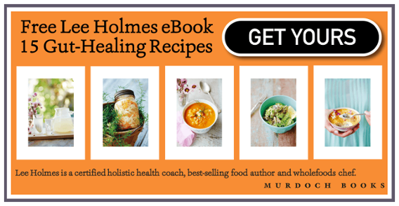 Giveaway - 15 Gut Healing Recipes to Reduce Stomach Bloating
