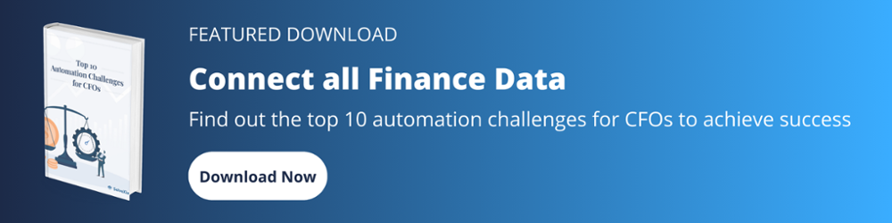 Download Now: Top 10 Automation Challenges for CFOs