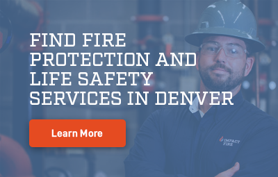 Find fire protection and life safety services in Denver
