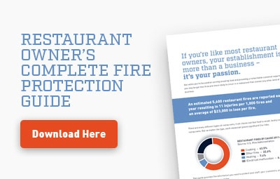 download the restaurant owner's complete fire safety guide now
