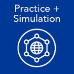 Search the program for practice and simulation sessions