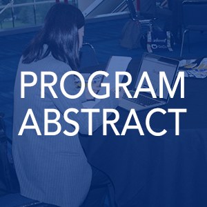 Download the Program Abstracts