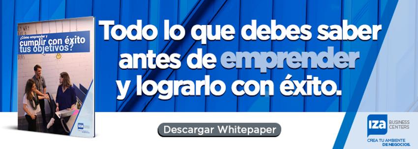 Whitepaper - Emprender con éxito - IZABC