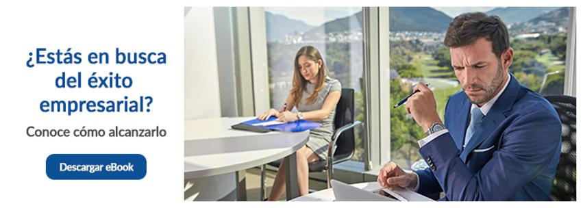 eBook - Factores éxito empresarial - IZABC