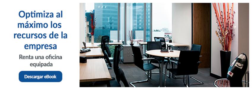 Descarga eBook - Renta oficina equipada - IZABC