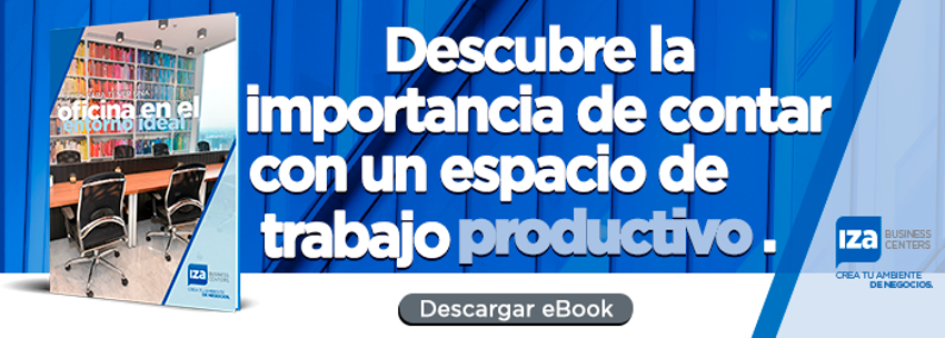 eBook - Espacio laboral productivo - IZA BC