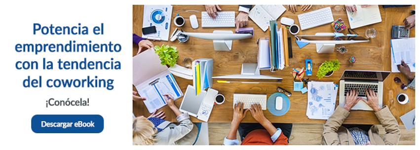 eBook - Emprendimiento y coworking - IZABC