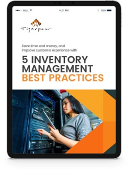 A business automation software like Tigerpaw One can solve the most common inventory management challenges for IT services SMBs.