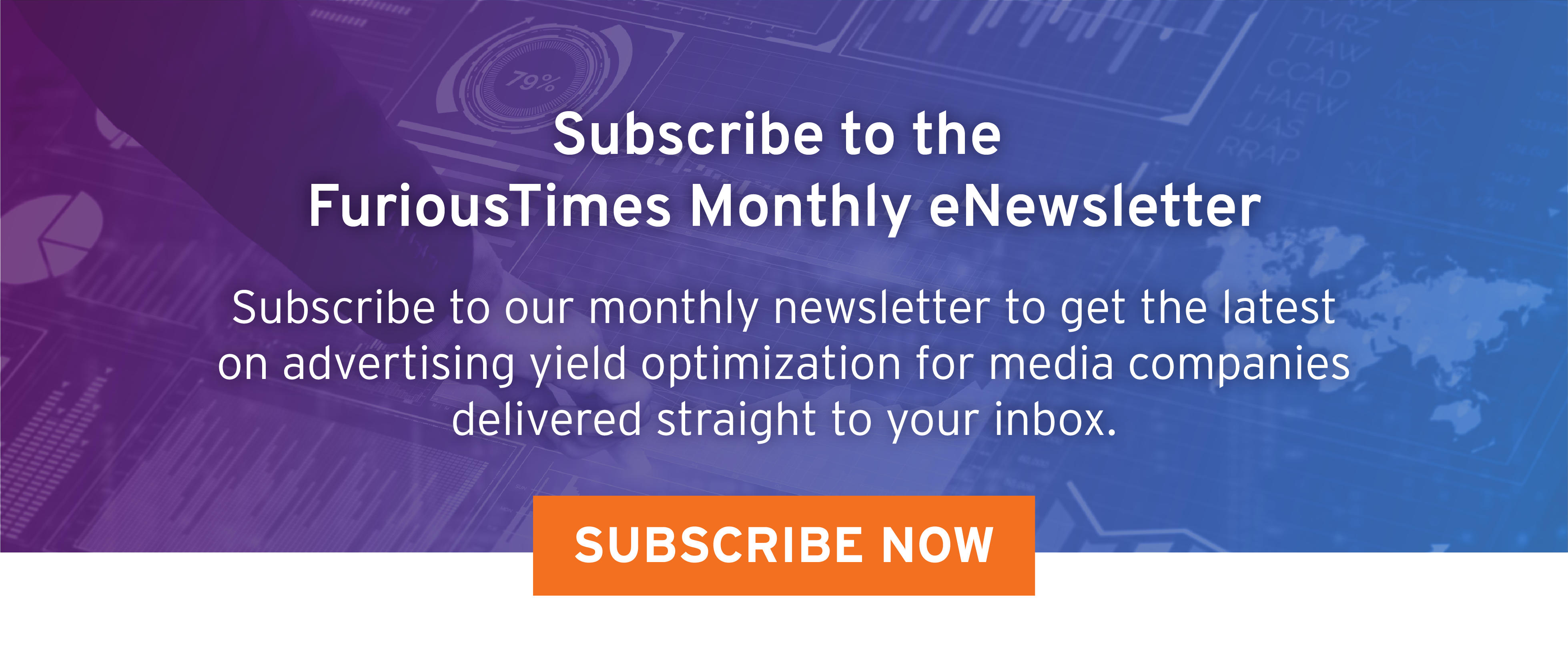 Subscribe to the FuriousTimes Newsletter