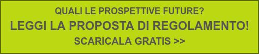 QUALI LE PROSPETTIVE FUTURE?  LEGGI LA PROPOSTA DI REGOLAMENTO!  SCARICALA GRATIS >>