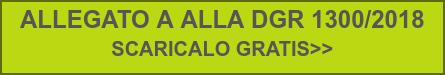 ALLEGATO A ALLA DGR 1300/2018  SCARICALO GRATIS>>