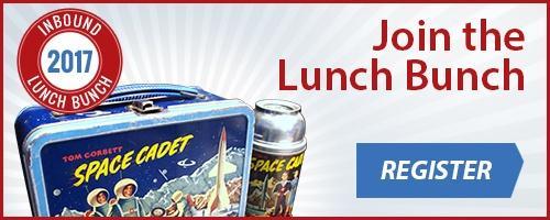 Join Inbound Lunch Bunch
