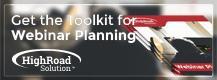 Get the Webinar Planning Toolkit