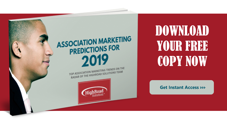 2019 Association Marketing Trends & Predictions
