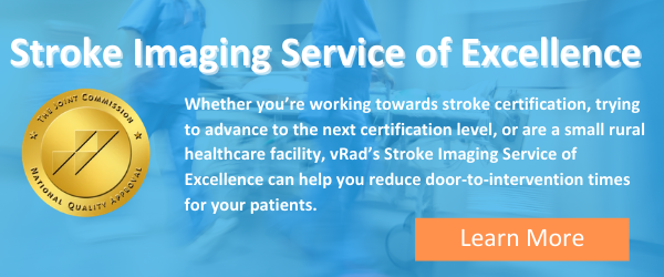 Stroke Imaging Service of Excellence