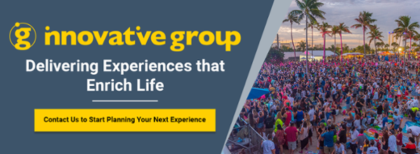 Contact Innovative Group - Experiential Marketing Agency