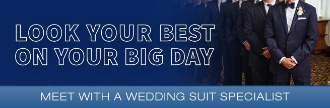 custom wedding suits