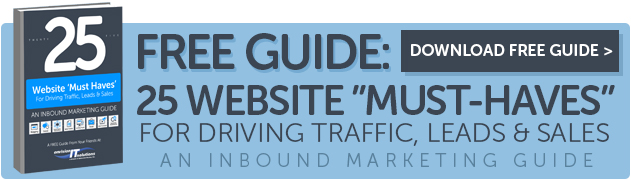 Download: 25 Website Mus Haves