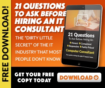 Download 21 Questions to ask before hiring an it consultant