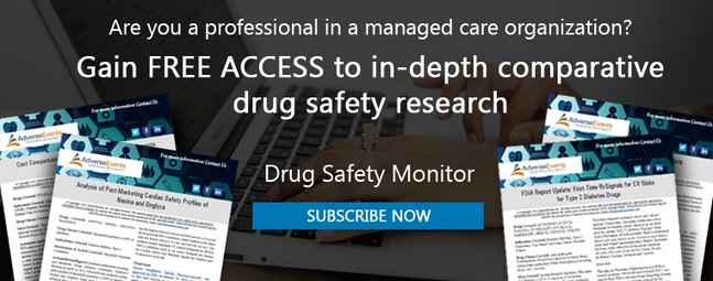 Subscribe to Drug Safety Monitor