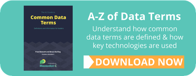 Download a free A-Z of data terms