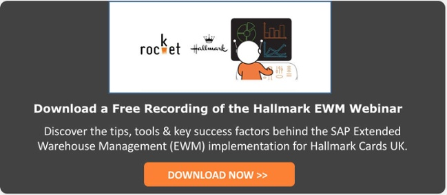 Download your free Hallmark SAP EWM webinar