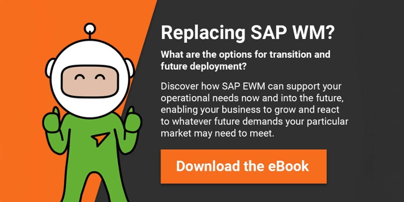 Replacing SAP WM