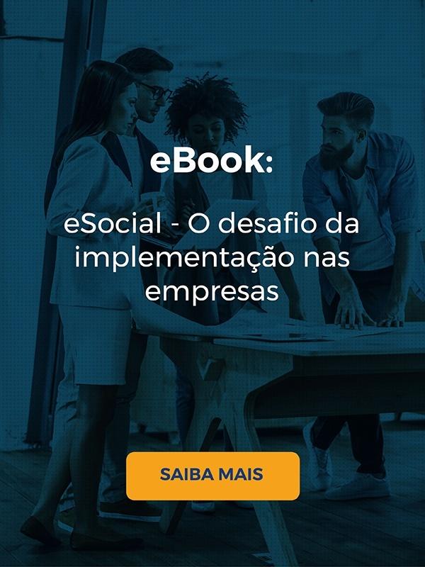 eBook: eSocial - O desafio da implementação nas empresas