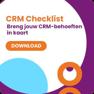Download de CRM checklist