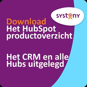 Download het productoverzicht