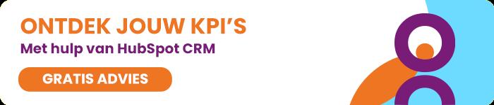 KPI voorbeelden met CRM
