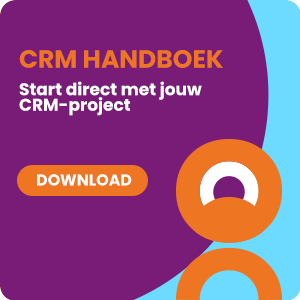 Handboek CRM selectie