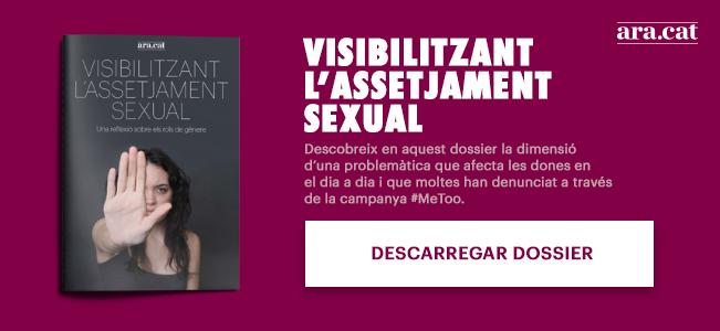 Visibilitzant l'assetjament sexual